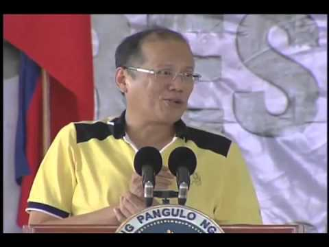 Meeting with Local Leaders and the Community in Lingayen, Pangasinan (Speech) 5/2/2013
