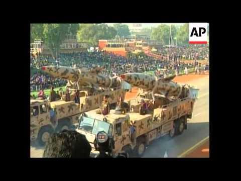 INDIA: REPUBLIC DAY CELEBRATIONS