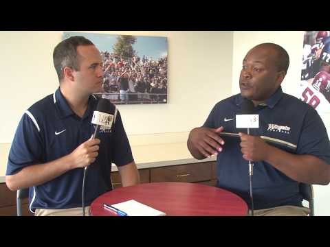 2017 Wingate Football - Part 2 of Position Previews- Linebackers with Coach Jordan