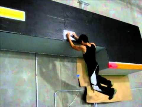 American Ninja Warrior 2012 - Submission Video