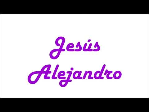 JESUS ALEJANDRO SANCHEZ TORRES