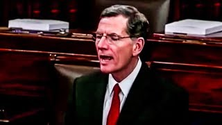 Wyoming Senator Confirms AOC Will Steal Your Ice Cream & Burgers