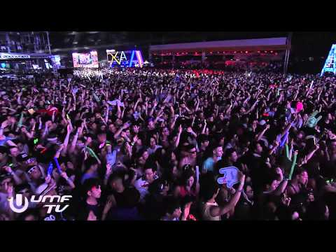 Fedde Le Grand - Live  Ultra Music Festival Korea 2013 video