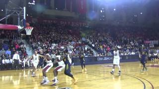 La Salle MBB vs. Temple Highlights