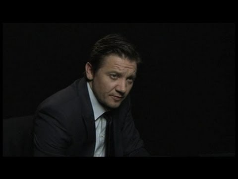 The Immigrant : Interview of Jeremy Renner at le Festival de Cannes - 24/05