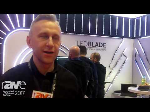 ISE 2017: LEDBlade Highlights LED Products