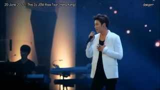 [Fancam] 20150620 Ji Chang Wook 지창욱 Hong Kong Fan Meeting - 지켜줄게 (I