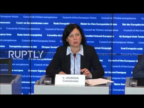 LIVE: Press conference held on day 2 of EU refugee crisis council talks