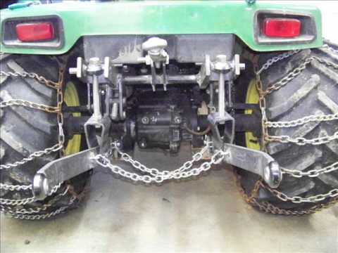 3 Point Hitch Youtube