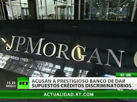 El banco estadounidense Morgan Stanley, demandado por discriminación racial