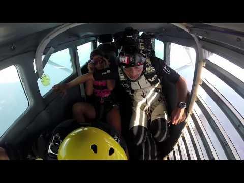 Skydive Caribbean - AFF Level 4,5 - JAG