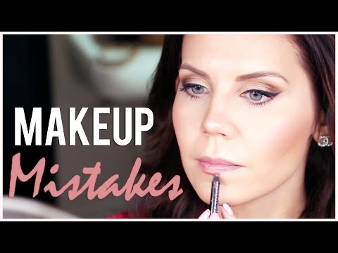 MAKEUP MISTAKES TO AVOID   Tip Tuesday #60