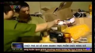Bắt hàng giả sữa Ong Chúa Tại Hà Nội