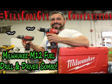 Milwaukee M12 Fuel Drill & Driver Combo - Tool Review