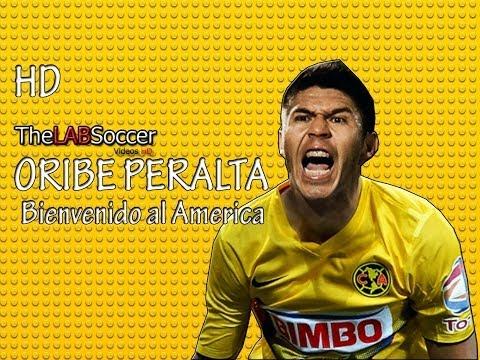 Oribe Peralta - Bienvenido al América 2014 - HD