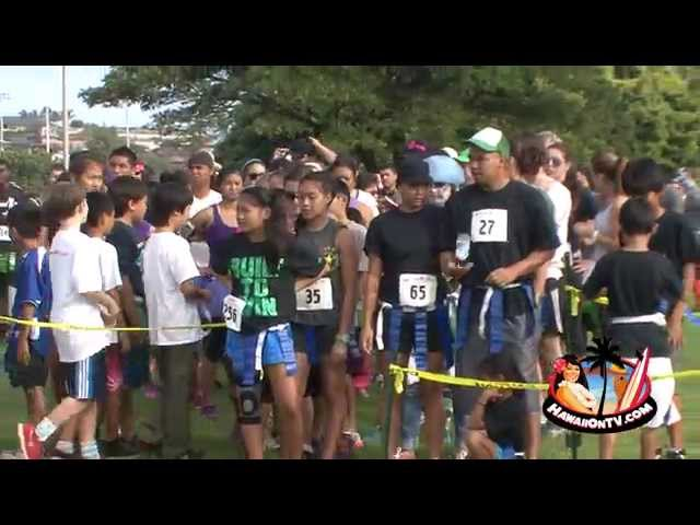 Morey Monster Challenge Maui Zombie Run 2014
