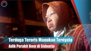 Wali Kota Risma: Terduga Teroris Manukan Ternyata Adik Perakit Bom di Sidoarjo