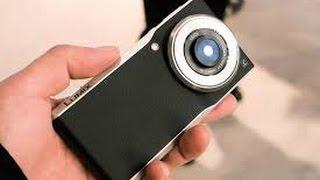 Встречаем новый камерофон Panasonic Lumix DMC-CM1