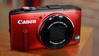 Canon PowerShot SX280 HS keeps things competitive