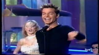 RICKY MARTIN Shake your bon bon (Nochevieja 1.999-2.000)