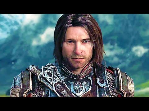 Download video SHADOW OF WAR All Cutscenes Movie