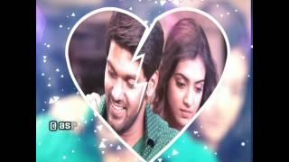 Emotional  Tamil  Love BGM  Raja Rani  Sad BGM  Ta