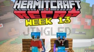 ArchiTechs Assemble! - Hermitcraft Recap Season 6 - week #13