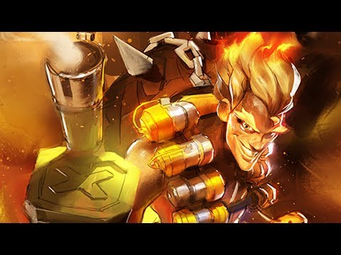 The World's Most Insane Junkrat Players - Overwatch Montage