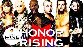 The Wire: HUGE MATCHES AT HONOR RISING JAPAN 2019