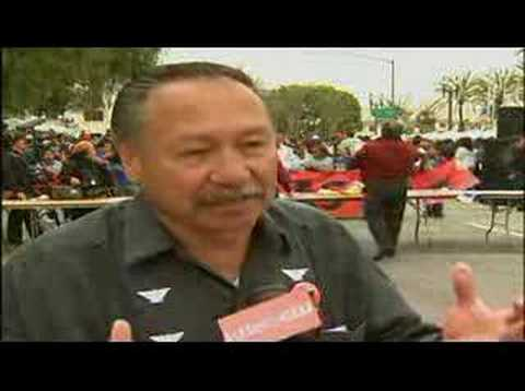 Los Angeles Honors Farm Labor Activist Cesar Chavez