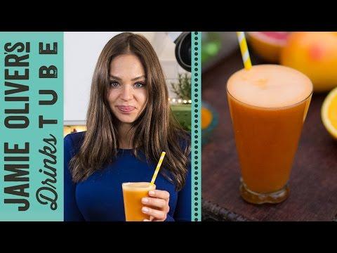 Super Healthy Sunshine Drink | Danielle Hayley