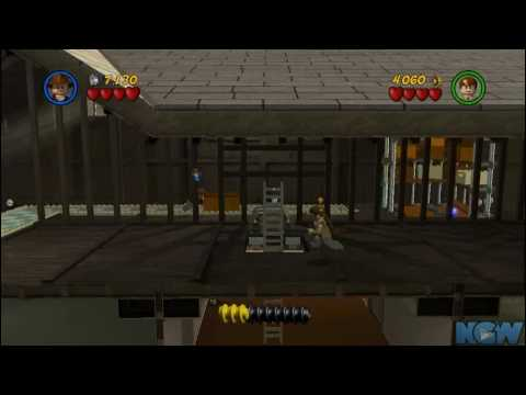 LEGO Indiana Jones 2 - Kingdom of the Crystal Skull Part 1 - Doom Town