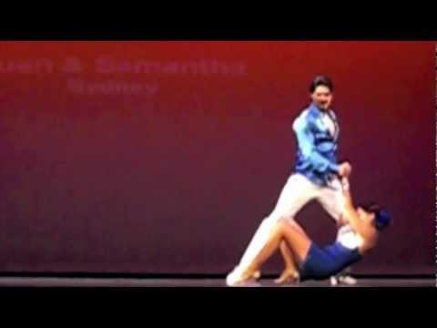 Bachata Moderna Blue choreo - A donde Va el Amor - Daniel Santacruz