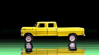 Trying to make another CREW CAB Truck