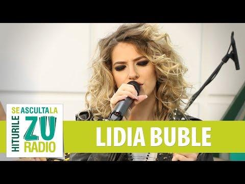 Lidia Buble - Camasa (Live la Radio ZU)