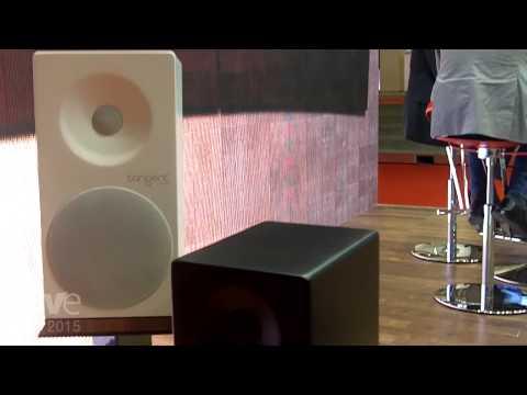 ISE 2015: AV Industry Presents Tangent Speakers and Dab2go