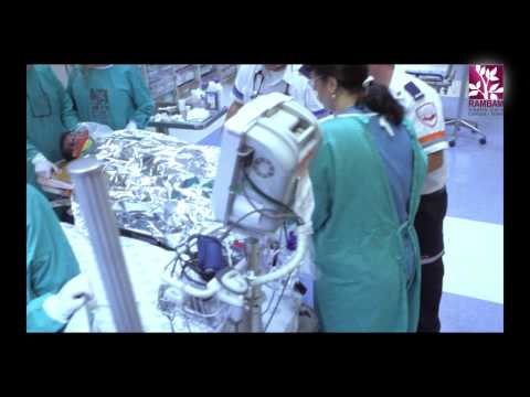Operation Protective Edge: Rambam HCC Ready for Any Scenario