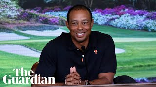 'I feel like I can win here': Tiger Woods ready for fifth Masters title