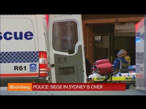 Sydney Café Gunman Dead in Police Raid: Sky News
