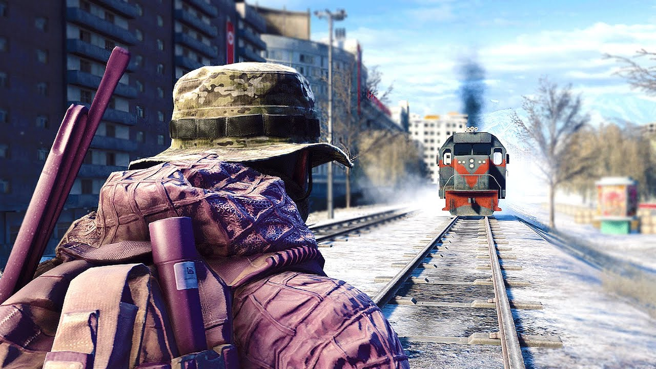 Stopping The Train! (Insane