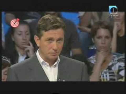Borut Pahor BUSTED!!!