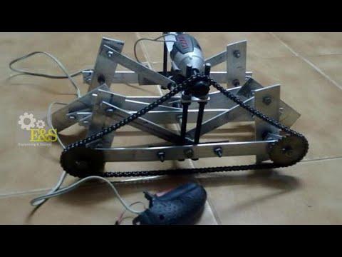 Mechanical Engineering Kinematics Project