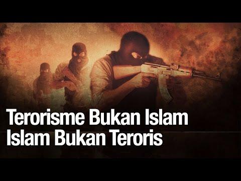Terorisme Bukan Islam, Islam Bukan Teroris - Ustadz Abdullah Zaen, MA