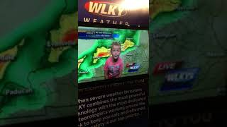 2017-6-21 Future weatherman at science center