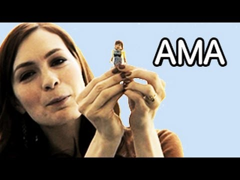 IAMA: Felicia Day | reddit's top ten questions