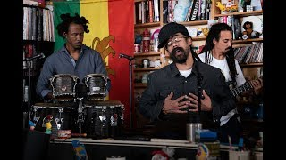 Damian 'Jr. Gong' Marley: NPR Music Tiny Desk Concert