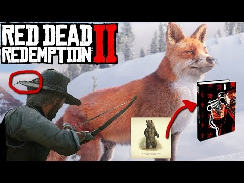 CRAFTING in RDR2 / 200 Tiere bestätigt / PS4 Bundle uvm. - Red Dead Redemption 2 News - German