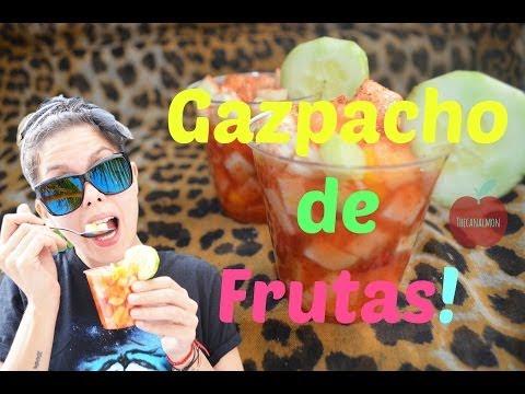 Gazpacho de Fruta Gazpacho de Frutas Mon