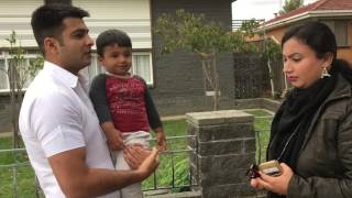 Pind vs city | Punjabi Funny Video | Latest Sammy Naz