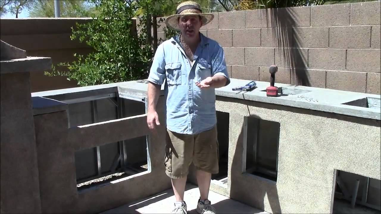 Outdoor Kitchen Tv Show 6 Youtube